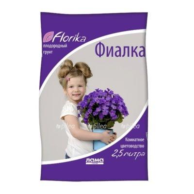 """Купить Грунт """"Florika"""" Фиалка"""