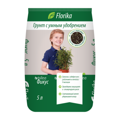 Грунт «Florika» Фикус