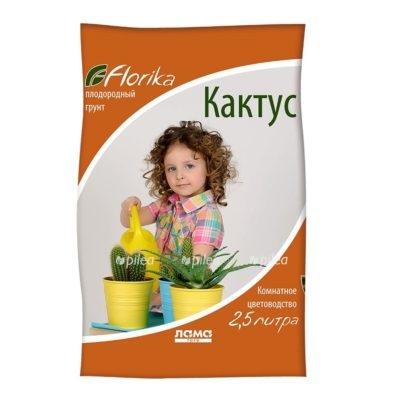 """Купить Грунт """"Florika"""" Кактус"""
