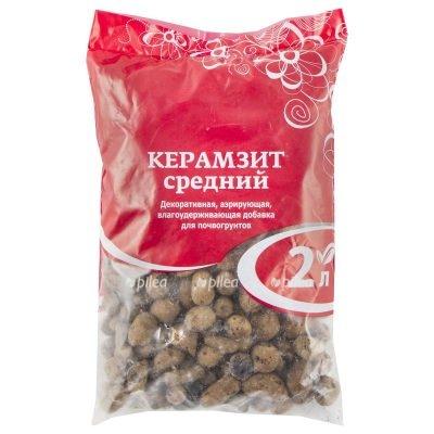 Купить Керамзит мелкий 2,5 л