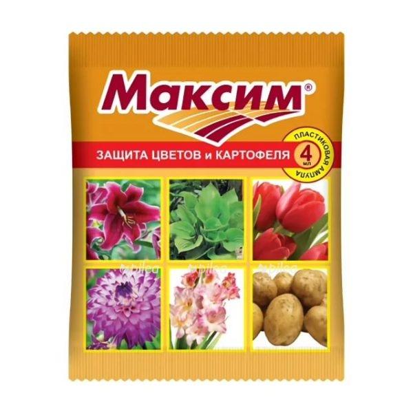 Фунгицид «Максим» 4 мл