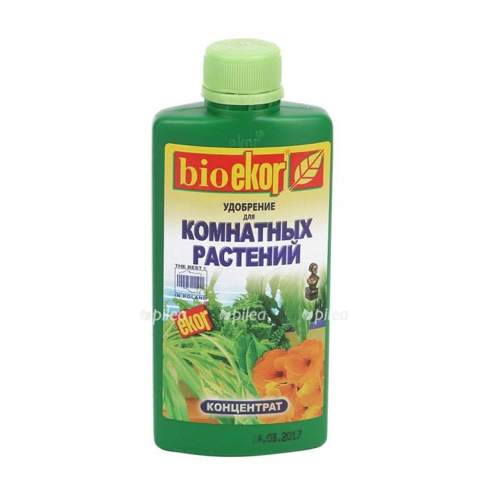 Удобрение «bioekor» для комнатных растений