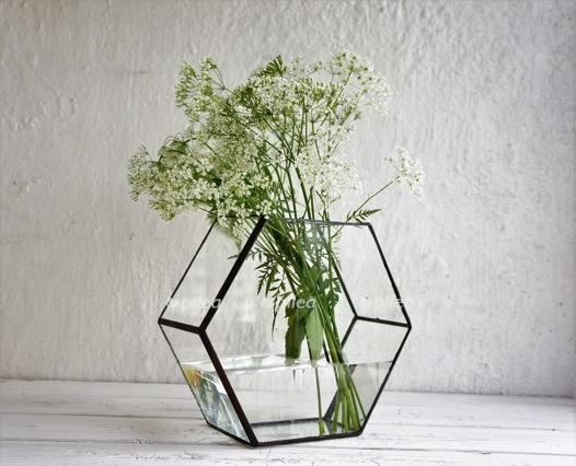 Флорариум геометрический «Алмонд»