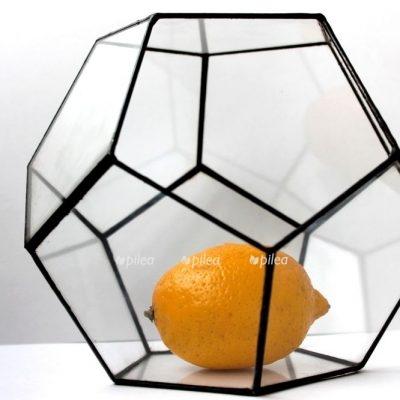 Флорариум геометрический «Пента», додекаэдр.