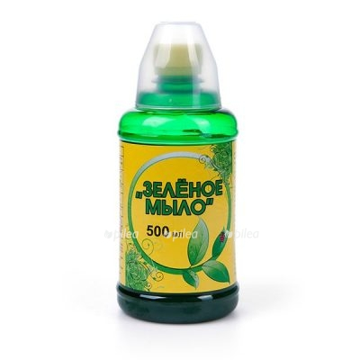 Ваше Хозяйство «Зеленое Мыло» Защита