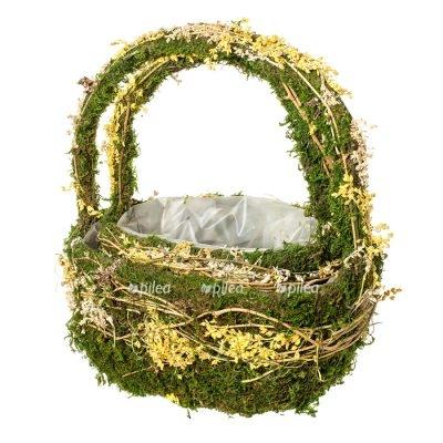 Корзина набор «Сухоцветы»