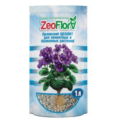 """Купить Почвоулучшитель """"ZeoFlora"""" для комнатных растений """"Фиалка"""""""