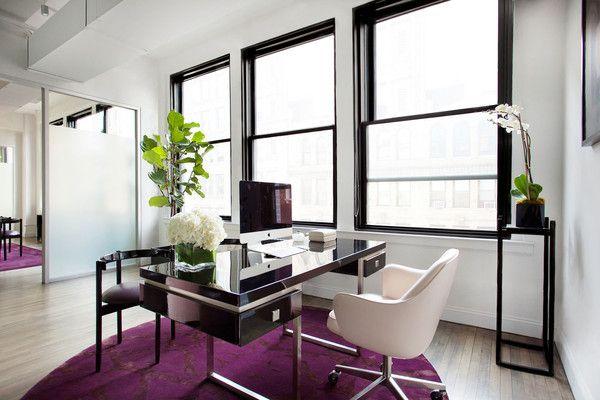 Интересные решения озеленения офиса