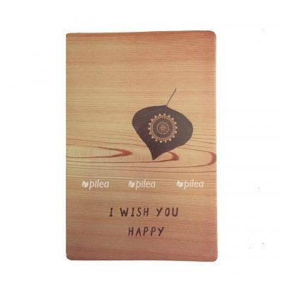 Открытка «I Wish You Happy»