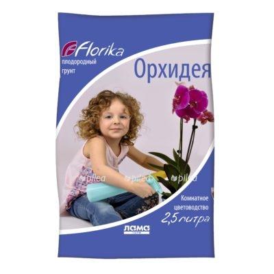 """Купить Грунт """"Florika"""" Орхидея"""