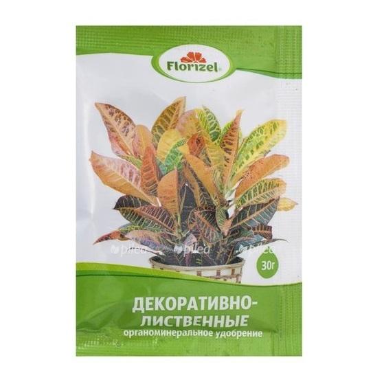 Купить Органоминиральное удобрение - Декоративно-лиственные