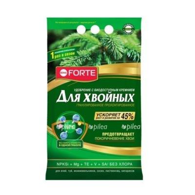 Купить Удобрение пролонгированное BONA FORTE для Хвойных с биодоступным
