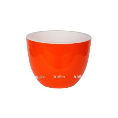 Купить Кашпо «Орион» оранжевый