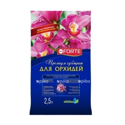 """Купить Субстрат """"Bona Forte"""" Премиум для орхидей 5 литров"""