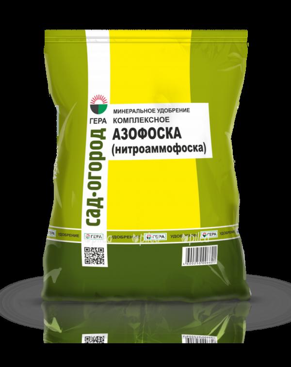 Купить Азофоска «ГЕРА» Комплексное 0,9 кг