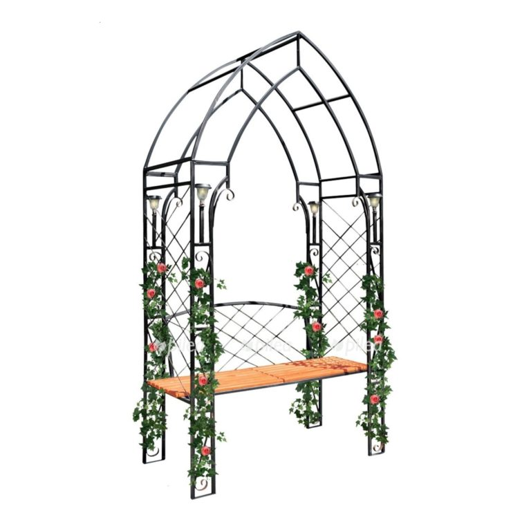 Купить Арка Садовая 270 × 145 × 66 см