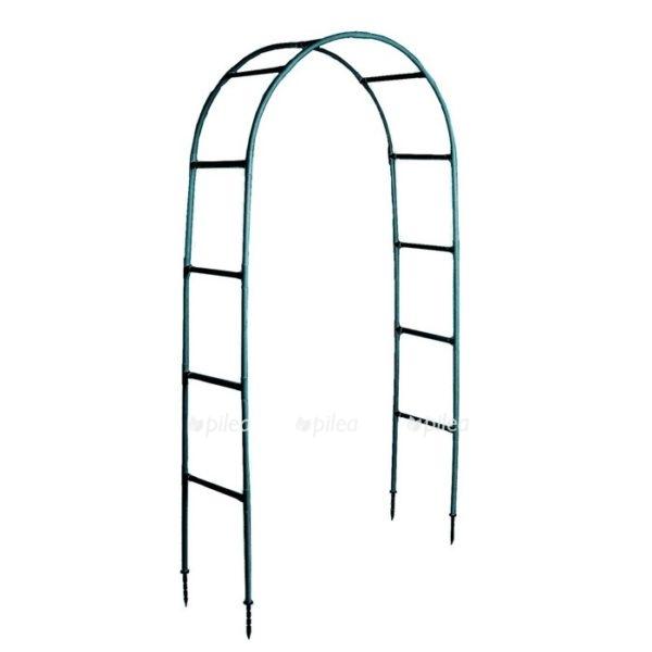КУпить Арка садовая, разборная, 200 × 100 × 40 см, пластик, зелёный