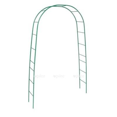 Купить Арка Садовая зелёная 240 × 125 × 36,5 см