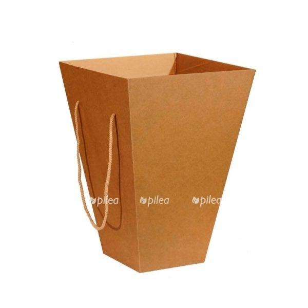 Купить Коробка для цветов 18х32х34,5 см