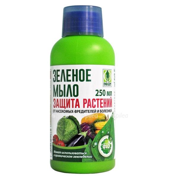 «Зеленое Мыло» Защита 250 мл